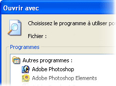Windows Extension du Fichier